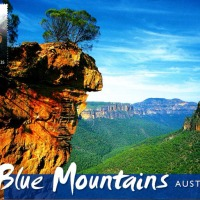 Australia - Blue Mountains