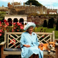 British Royal Family - Queen Elizabeth - The Queen Mother
