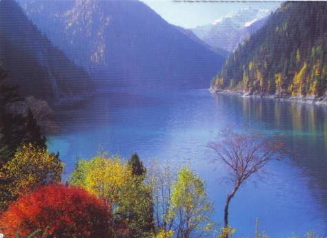China-UNESCO-Jiuzhaigou valley