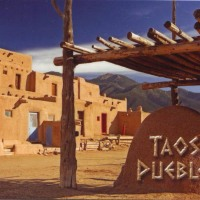 USA-UNESCO-Taos Pueblo