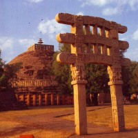 India - UNESCO - Buddhist Monuments at Sanchi