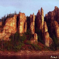 Russia - UNESCO - Lena Pillars Nature Park